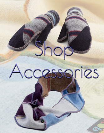 Shop for Upcycled Accessories