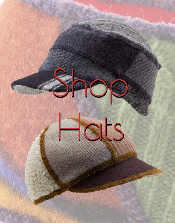 Shop for Upcycled Hats