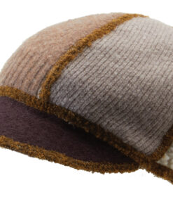 xob soft visor brown-tan