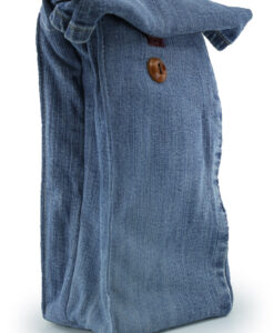 Xob Blue Jean Lunch Bag