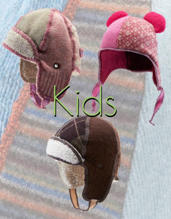 Xob Upcycled Kids' Styles