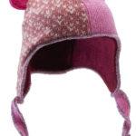 Xob kids ear hat multi-pink