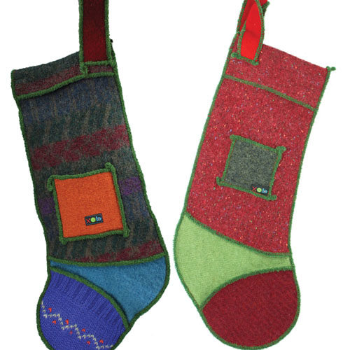 Xob Holiday Stocking