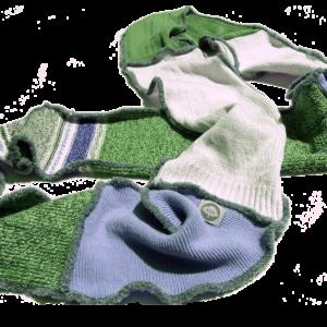 blue moon scarf blue-green