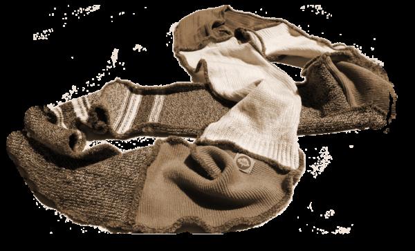 USA knit scarfs