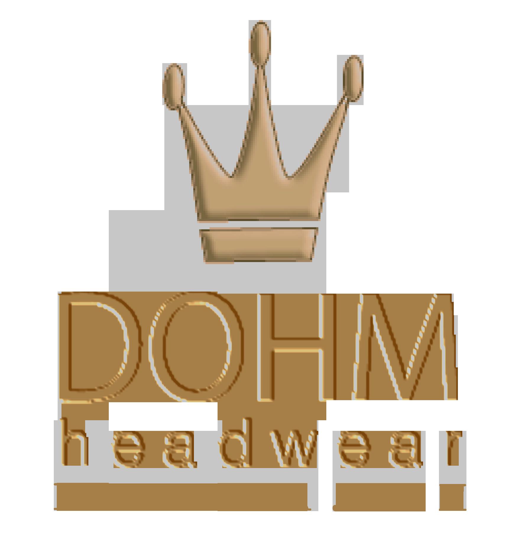 Dohm Usa, Hats made in USA